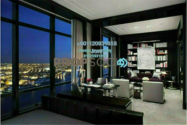 Condominium For Sale in The Strand, Kota Damansara Freehold Semi Furnished 1R/1B 380k