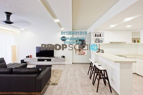 Condominium For Sale in The Strand, Kota Damansara Freehold Semi Furnished 3R/2B 580k