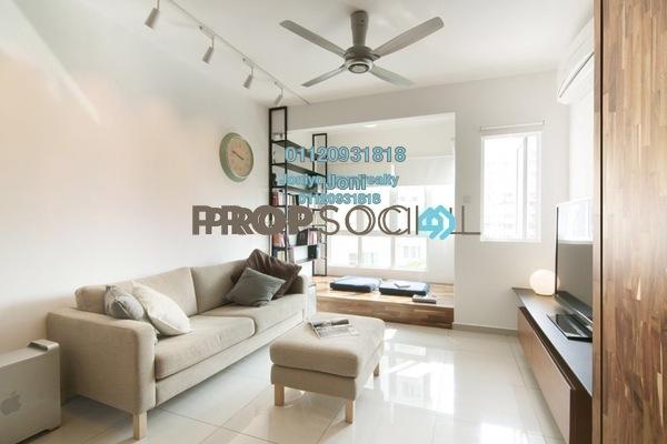 Condominium For Sale in Amaya Saujana, Saujana Freehold Semi Furnished 3R/2B 580k
