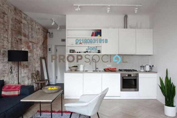 Condominium For Sale in Lumi Tropicana, Tropicana Freehold Semi Furnished 3R/2B 620k