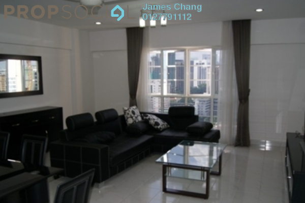 For Rent Condominium at Sri Emas, Pudu Freehold Fully Furnished 4R/2B 2.5k