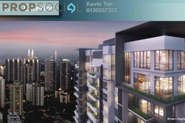 Condominium For Sale in Trinity Pentamont, Mont Kiara Freehold Semi Furnished 4R/4B 1.56m