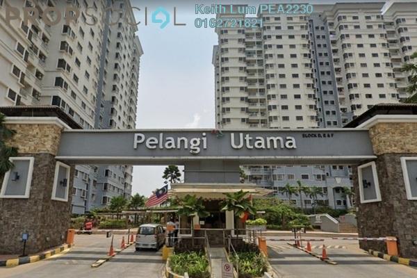 Condominium For Sale in Pelangi Utama, Bandar Utama Freehold Semi Furnished 3R/2B 500k