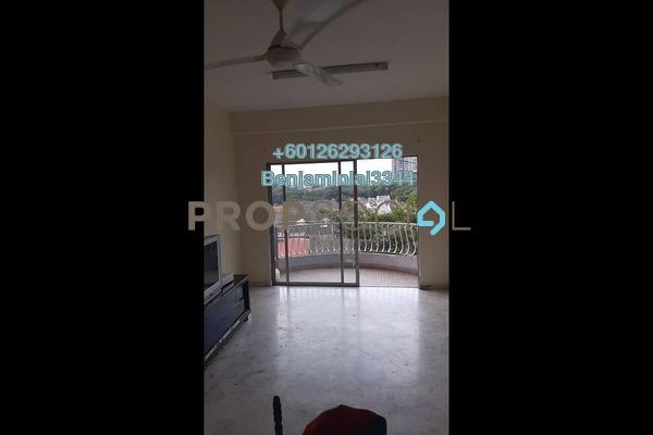 Condominium For Rent in Menara Sri Damansara, Bandar Sri Damansara Freehold Unfurnished 3R/2B 1.3k