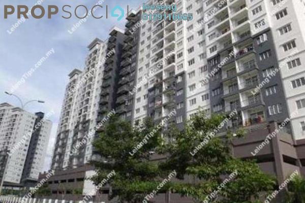 Condominium For Sale in Casa Idaman, Jalan Ipoh Freehold Unfurnished 0R/0B 389k