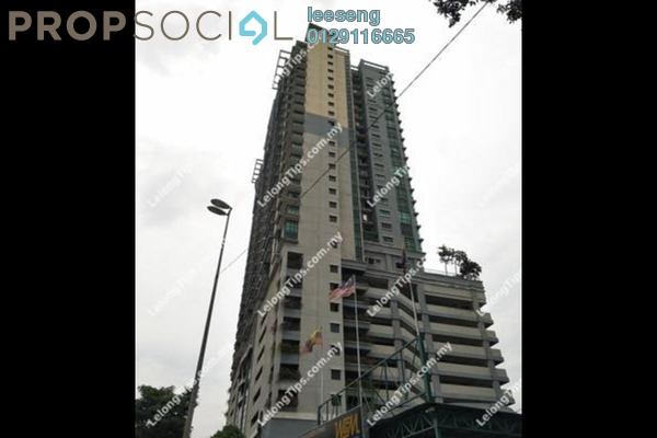 Condominium For Sale in Saville Residence, Old Klang Road Freehold Unfurnished 0R/0B 527k