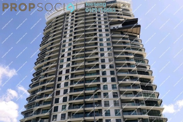 Serviced Residence For Sale in Cristal Residence, Cyberjaya Freehold Unfurnished 0R/0B 361k