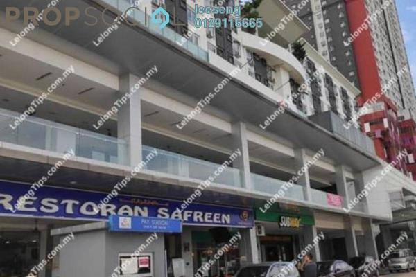 Shop For Sale in Axis Atrium, Pandan Indah Freehold Unfurnished 0R/0B 504k