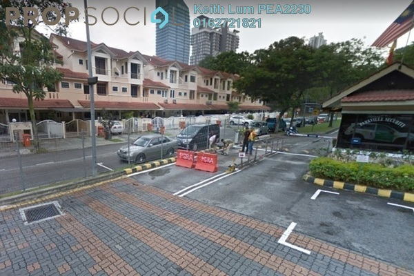 Townhouse For Sale in Parkville Garden Townhouse, Sunway Damansara Freehold Semi Furnished 3R/3B 775k