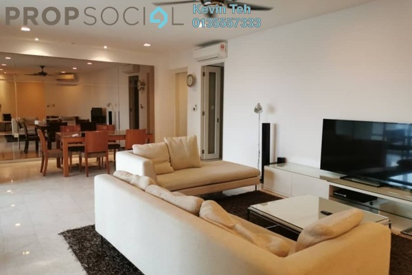 For Rent Condominium at Kiaraville, Mont Kiara Freehold Fully Furnished 3R/4B 7k