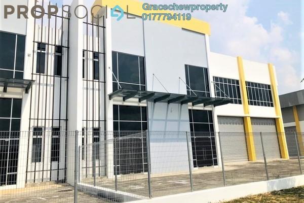 Factory For Rent in Iskandar Halal Park, Pasir Gudang Freehold Unfurnished 0R/0B 6.2k