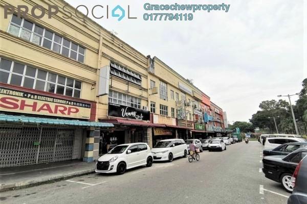 Shop For Rent in Bandar Putra Kulai, Kulai Freehold Unfurnished 0R/0B 1k