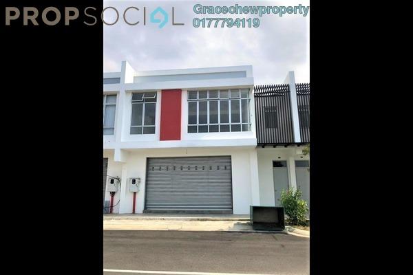 Factory For Rent in Iskandar Halal Park, Pasir Gudang Freehold Unfurnished 0R/0B 3k
