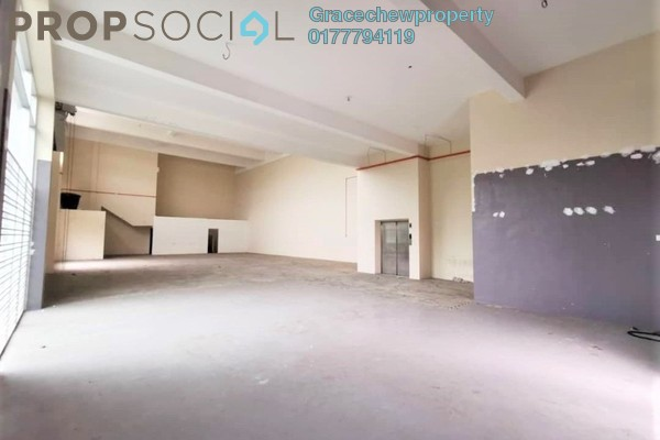 Factory For Rent in Taman Mount Austin, Tebrau Freehold Unfurnished 0R/0B 15k