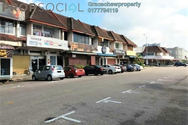 Office For Rent in Taman Daya, Tebrau Freehold Unfurnished 0R/0B 1k
