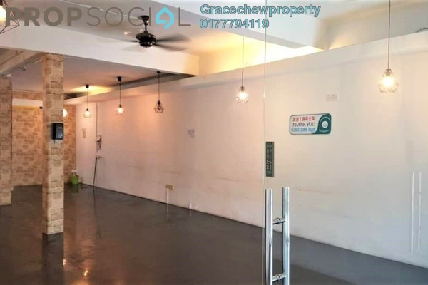 Shop For Rent in Taman Pelangi, Johor Bahru Freehold Semi Furnished 0R/0B 4.5k