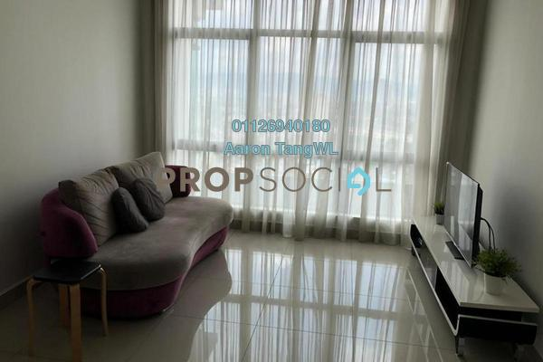 Apartment For Sale in Amaya Maluri, Cheras Freehold Fully Furnished 2R/2B 480k