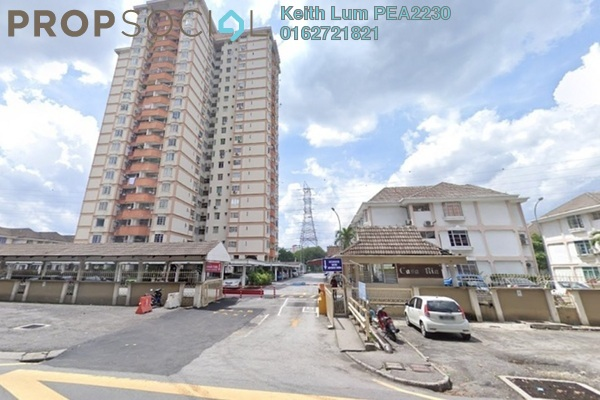 Condominium For Rent in Casa Ria, Cheras Freehold Fully Furnished 3R/2B 1.6k