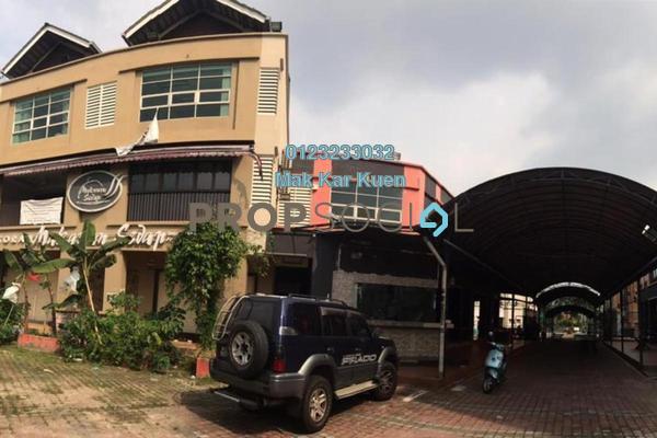 For Sale Shop at Dataran Sunway, Kota Damansara Freehold Unfurnished 0R/0B 1.71m