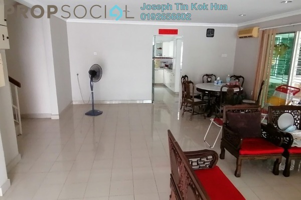Semi-Detached For Sale in Taman OUG, Old Klang Road Freehold Semi Furnished 6R/4B 1.95m