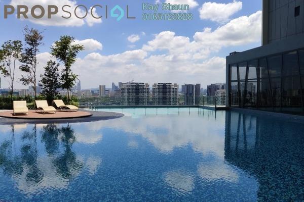 Condominium For Rent in Nidoz Residences, Desa Petaling Freehold Semi Furnished 5R/2B 2.2k