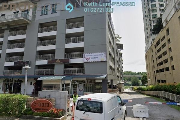 Condominium For Rent in e-Tiara, Subang Jaya Freehold Fully Furnished 2R/2B 1.8k