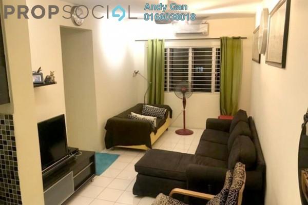 Serviced Residence For Sale in Suria Kinrara, Bandar Kinrara Freehold Semi Furnished 3R/2B 250k