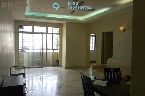 Apartment For Rent in Lagoon Perdana, Bandar Sunway Freehold Semi Furnished 3R/2B 850translationmissing:en.pricing.unit