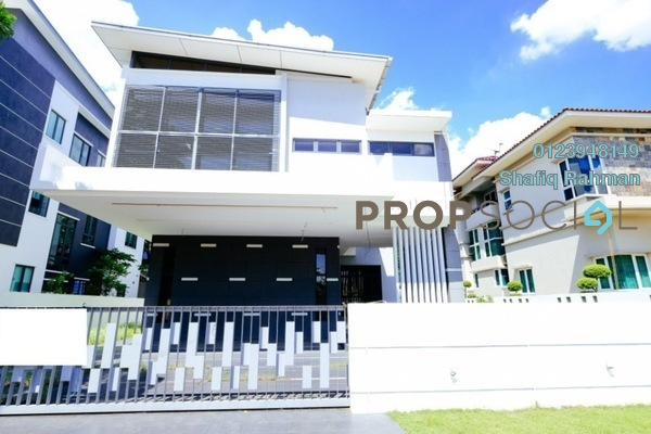 For Sale Bungalow at Subang Heights East, Subang Jaya Freehold Semi Furnished 5R/5B 3.49m