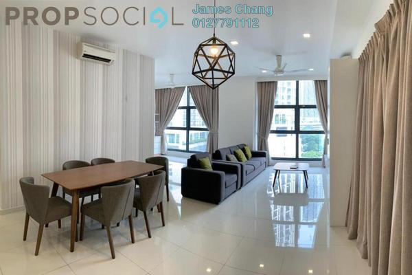 Condominium For Sale in Mirage Residence, KLCC Freehold Fully Furnished 2R/2B 1.5m