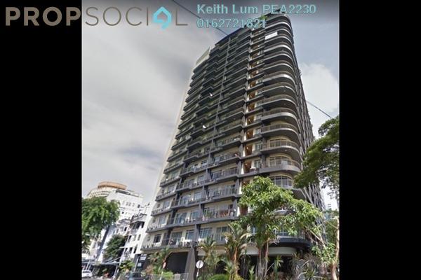 Condominium For Rent in 38 Bidara, Bukit Ceylon Freehold Fully Furnished 2R/2B 2.3k
