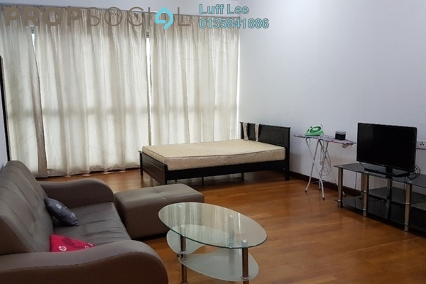 For Rent Condominium at Regalia @ Jalan Sultan Ismail, Kuala Lumpur Freehold Fully Furnished 0R/1B 1.7k