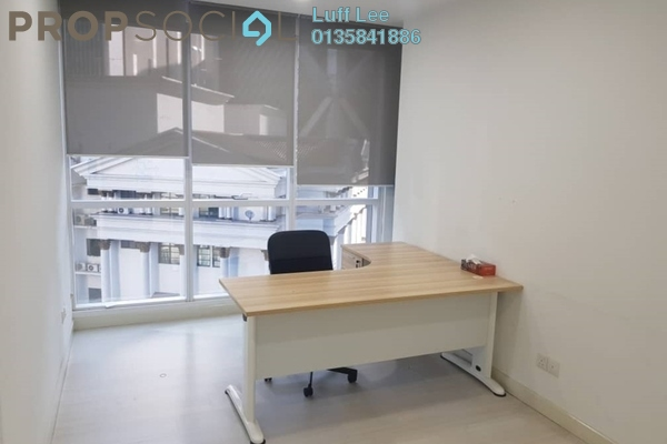 For Rent Office at Binjai 8, KLCC Freehold Fully Furnished 0R/0B 5k