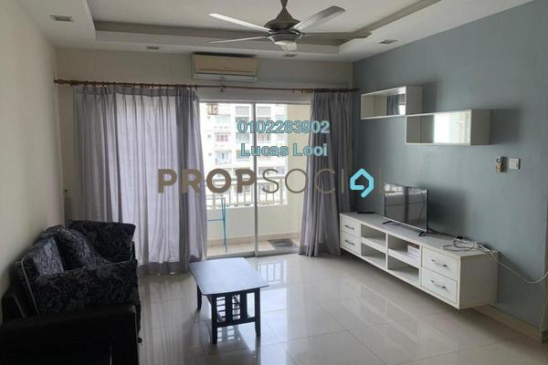 Condominium For Rent in SuriaMas, Bandar Sunway Freehold Fully Furnished 4R/2B 2k