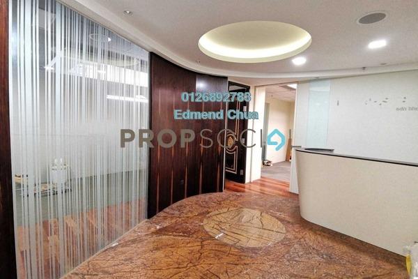 For Rent Office at Wisma BU8, Bandar Utama Freehold Semi Furnished 0R/0B 3.4k