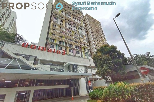 For Sale Apartment at The Domain, Cyberjaya Freehold Semi Furnished 1R/2B 280k