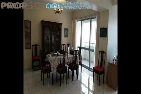 Condominium For Sale in OBD Garden Tower, Taman Desa Freehold Semi Furnished 3R/2B 960k