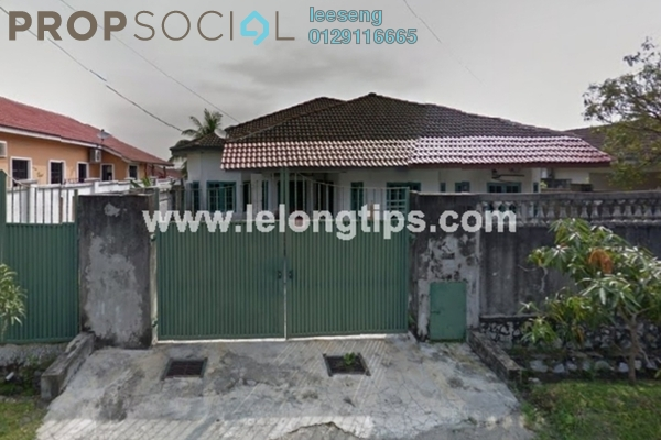 Bungalow For Sale in Desa Subang Permai, Subang Freehold Unfurnished 0R/0B 527k