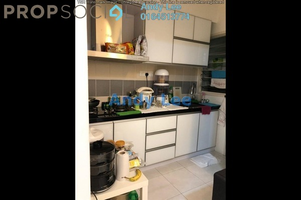 For Sale Condominium at Taman Bukit Erskine, Tanjung Tokong Freehold Fully Furnished 3R/2B 295k