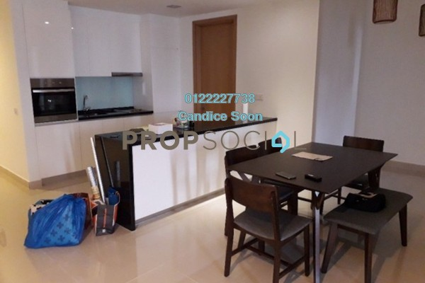 Condominium For Rent in Verticas Residensi, Bukit Ceylon Freehold Fully Furnished 3R/4B 6.5k