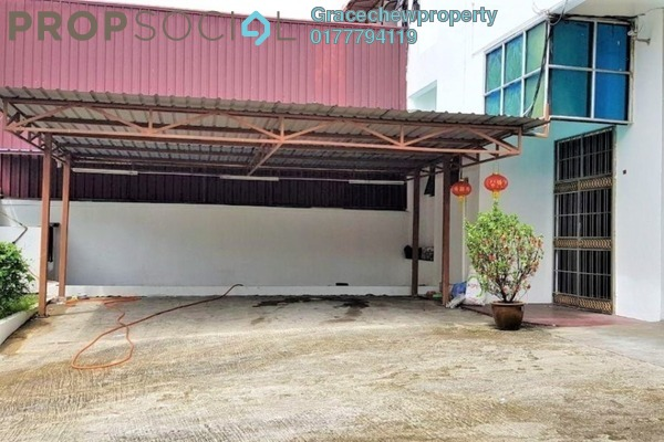 Factory For Sale in Taman Perindustrian Cemerlang, Ulu Tiram Freehold Unfurnished 0R/0B 1.85m