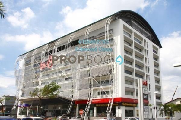For Rent Office at Wisma BU8, Bandar Utama Freehold Semi Furnished 0R/0B 3.6k