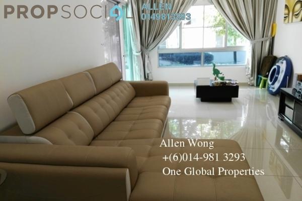 For Rent Condominium at Taman Bukit Indah, Bukit Indah Freehold Fully Furnished 3R/2B 1.8k