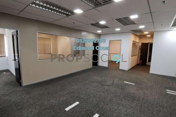 For Rent Office at Wisma BU8, Bandar Utama Freehold Semi Furnished 0R/0B 3.8k