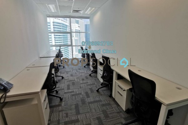For Rent Office at Menara Axiata, KL Sentral Freehold Fully Furnished 0R/0B 8.75k