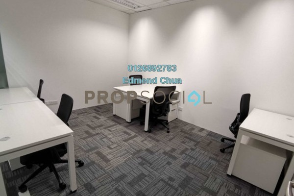 For Rent Office at Menara Axiata, KL Sentral Freehold Fully Furnished 0R/0B 5k