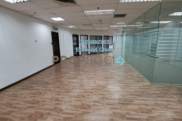 For Rent Office at Wisma UOA I, KLCC Freehold Semi Furnished 0R/0B 22.7k