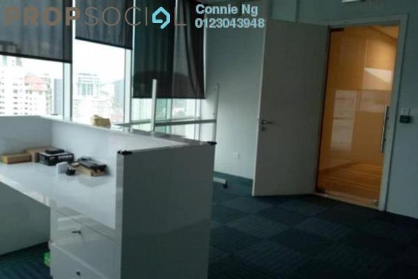 Office For Rent in Oval Tower, TTDI Freehold Fully Furnished 0R/1B 6k
