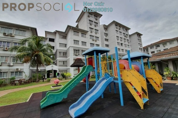 Apartment For Sale in USJ 22, UEP Subang Jaya Freehold Semi Furnished 3R/2B 395k