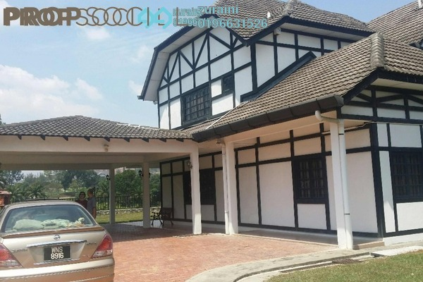 Bungalow For Sale in SL8, Bandar Sungai Long Freehold Semi Furnished 7R/6B 3.5m